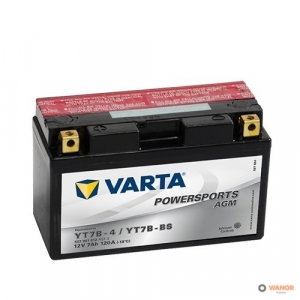 7 VARTA Powersports AGM 507 901 012