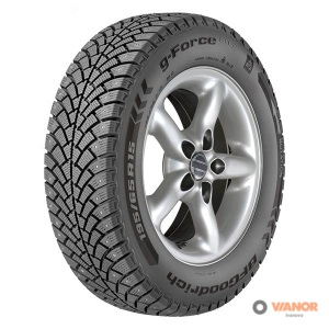 BF Goodrich G-Force Stud 195/65 R15 95Q XL шип
