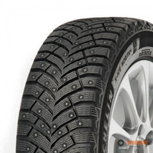 Michelin X-Ice North XIN4 205/60 R16 96T XL шип