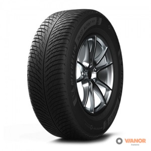 Michelin Pilot Alpin 5 SUV 255/60 R18 112V XL