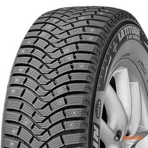 Michelin Latitude X-Ice North LXIN2+ 255/45 R20 105T XL шип