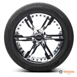 Nexen Roadian HP 255/65 R17 114H XL