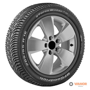 BF Goodrich G-Force Winter 2 215/45 R17 91H XL