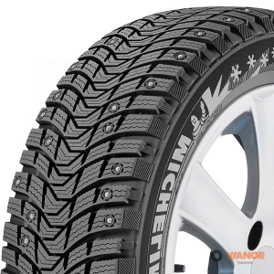 Michelin X-Ice North XIN3 235/50 R17 100T XL шип