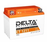 12в 11А DELTA CT 1211 (YTZ12S)