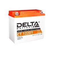12в 20А DELTA CT 12201(YTX20L-BS)