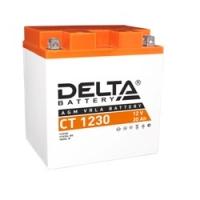 12в 30А DELTA CT 1230 (YTX30L-BS)