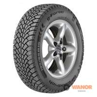 BF Goodrich G-Force Stud 215/55 R16 97Q XL шип