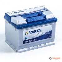 60 VARTA Blue D. о.п. 560 409 054