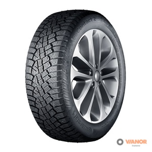 Continental Ice Contact 2 245/45 R20 103T XL FR шип