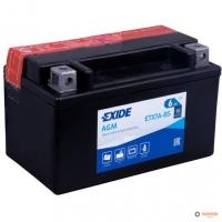 12в 6А EXIDE AGM (ETX7A-BS)